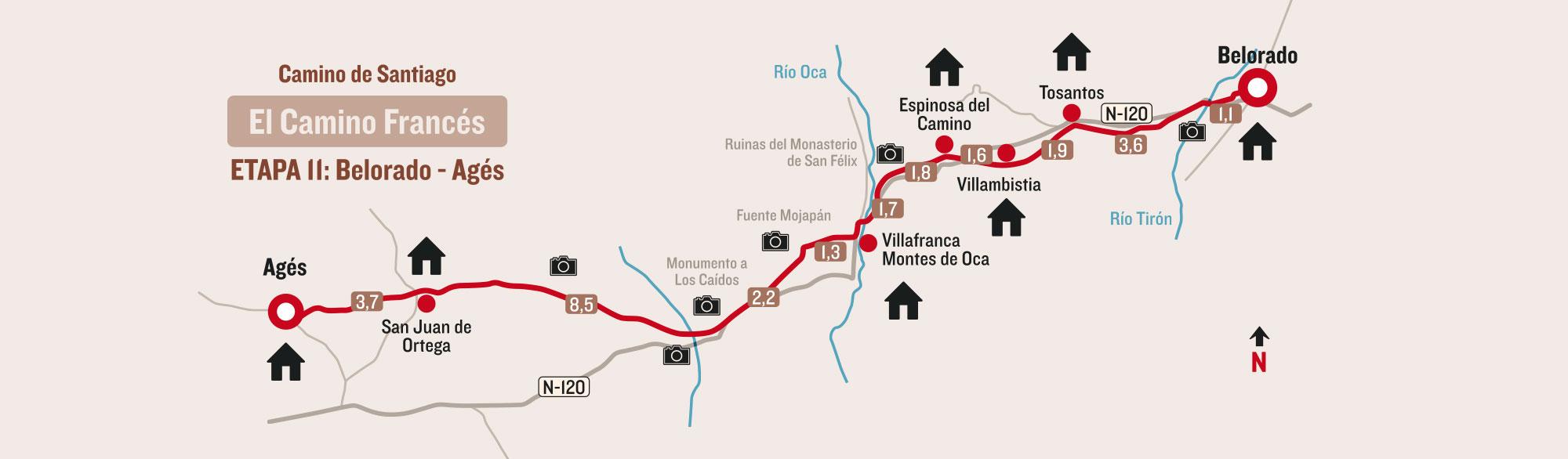 mapa-camino-santiago
